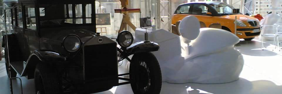 Centenario Lancia (Testata)