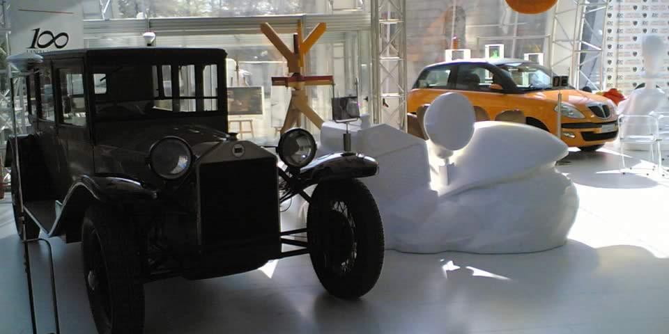 Centenario Lancia (Testata Small)