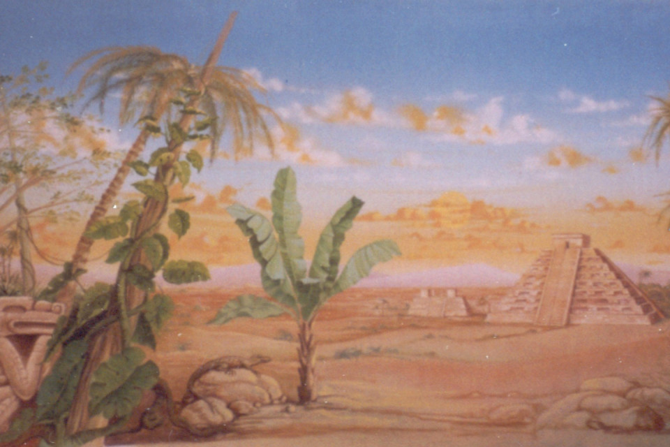 Ristorante Maya (Testata Small)